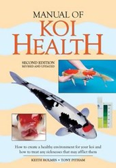 Manual of Koi Health | Tony Pitham |
