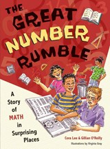 The Great Number Rumble | Lee, Cora; O'reilly, Gillian |