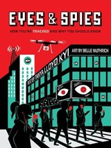 Eyes & Spies | Tanya Lloyd Kyi |