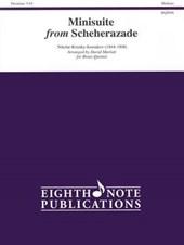 Minisuite from Scheherazade, Medium