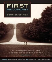 First Philosophy