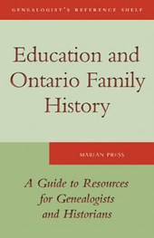 Education and Ontario Family History