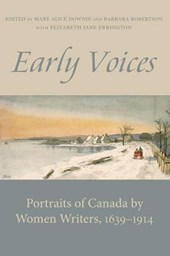 Early Voices | Mary Alice Downie |