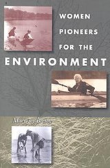Women Pioneers for the Environment | Mary Joy Breton |
