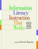 Information Literacy Instruction That Works | auteur onbekend |