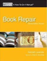 Book Repair | Kenneth Lavender |