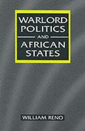 Warlord Politics and African States