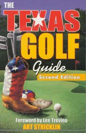 Texas Golf Guide, 2nd Edition