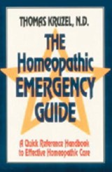 The Homeopathic Emergency Guide | Thomas Kruzel |