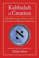 Kabbalah of Creation | auteur onbekend |