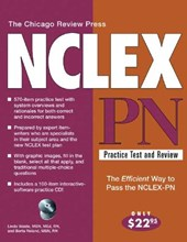 The Chicago Review Press Nclex-Pn Practice Test and Review