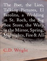 The Poet, the Lion, Talking Pictures, El Farolito, a Wedding in St. Roch, the Big Box Store, the Warp in the Mirror, Spring, Midnights, Fire & All | C D Wright |
