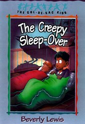 The Creepy Sleep-Over | Beverly Lewis |
