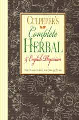 Complete Herbal | Nicholas Culpeper |