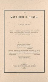 Mother's Book | Lydia Child |