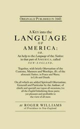 Key into the Language of America | Roger Williams |