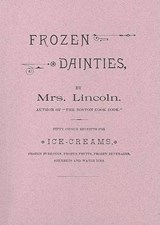 Frozen Dainties | D. A. Lincoln |