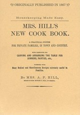 Mrs. Hill's New Cook Book | Annabella P. Hill |