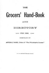 The Grocer's Hand-Book | auteur onbekend |
