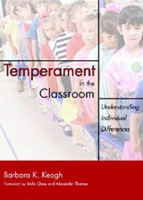 Temperament in the Classroom | KEOGH,  Barbara K. |