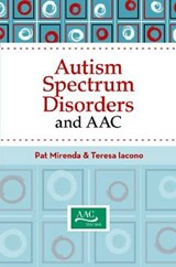 Autism Spectrum Disorders and Aac | auteur onbekend |
