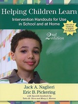 Helping Children Learn | Jack A. Naglieri ; Eric B. Pickering |