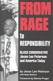 From Rage to Responsibility | Peterson, Jesse Lee ; Stetson, Brad |