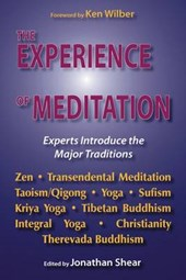 The Experience of Meditation | J. Shear |