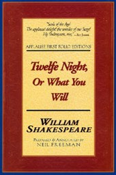 Twelfe Night, or What You Will | William Shakespeare |