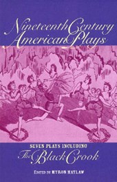 Nineteenth Century American Plays
