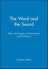 The Word and the Sword | Leonard Dudley |