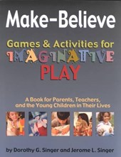 Make-Believe Games Activities for Imaginative Play