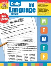 Daily Language Review Grade | Evan-Moor Educational Publishers |