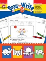 Draw...Then Write Grades 1-3 | Evan-Moor Educational Publishers |