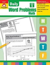 Daily Word Problems Grade | Evan-Moor Educational Publishers |