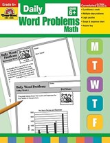 Daily Word Problems Grade 6+ | Evan-Moor Educational Publishers |