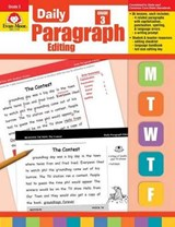 Daily Paragraph Editing Grade | Evan-Moor Educational Publishers |