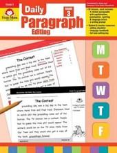 Daily Paragraph Editing Grade