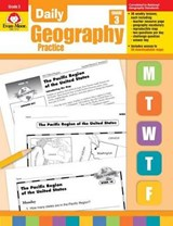 Daily Geography Practice Grade | Evan-Moor Educational Publishers |