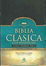 Classic Reference Bible-RV | auteur onbekend |