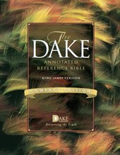 Dake Annotated Reference Bible-KJV-Compact