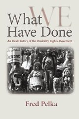 What We Have Done | Fred Pelka |