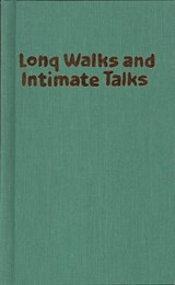 Long Walks and Intimate Talks | Grace Paley |