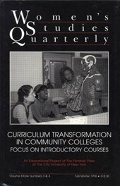 Curriculum Transformation in Community Colleges |  |