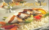 No Salt, No Sugar, No Fat | Williams, Jacqueline ; Silverman, Goldie |