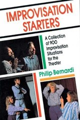 Improvisation Starters | Philip Bernardi |