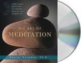 The Art of Meditation | Daniel Goleman |