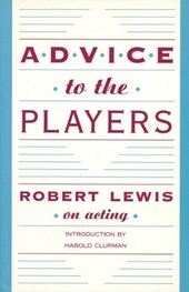 Advice to the Players | Robert Lewis |