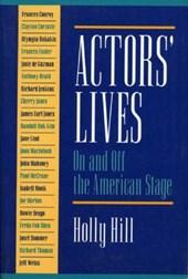 Actors' Lives