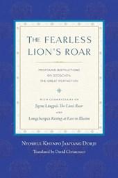 The Fearless Lion's Roar